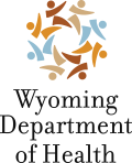 Wyoming Department of Health Logo